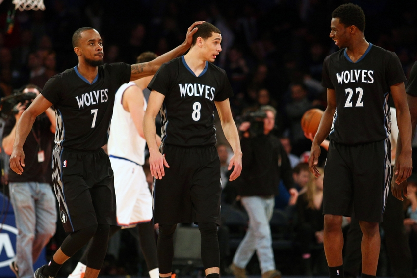 Minnesota Timberwolves vs. Los Angeles Lakers Preview - Page 2