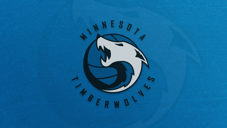 Timberwolves Logo Re Design A Unique Idea