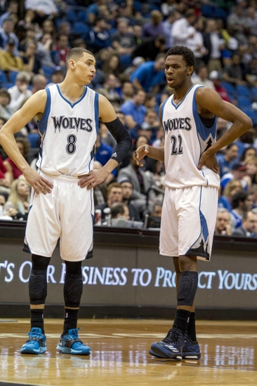 No Major Free Agents? No Problem For The Timberwolves