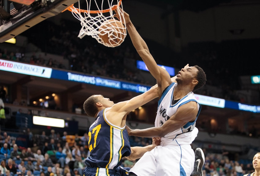 Timberwolves Vs Jazz The Wolves Need A Win