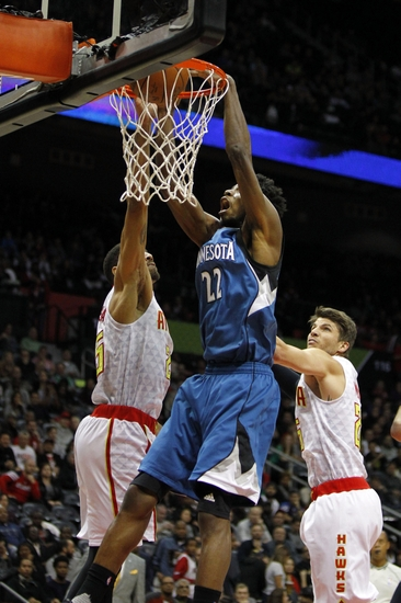 Timberwolves Mid-Season Player Review: Andrew Wiggins