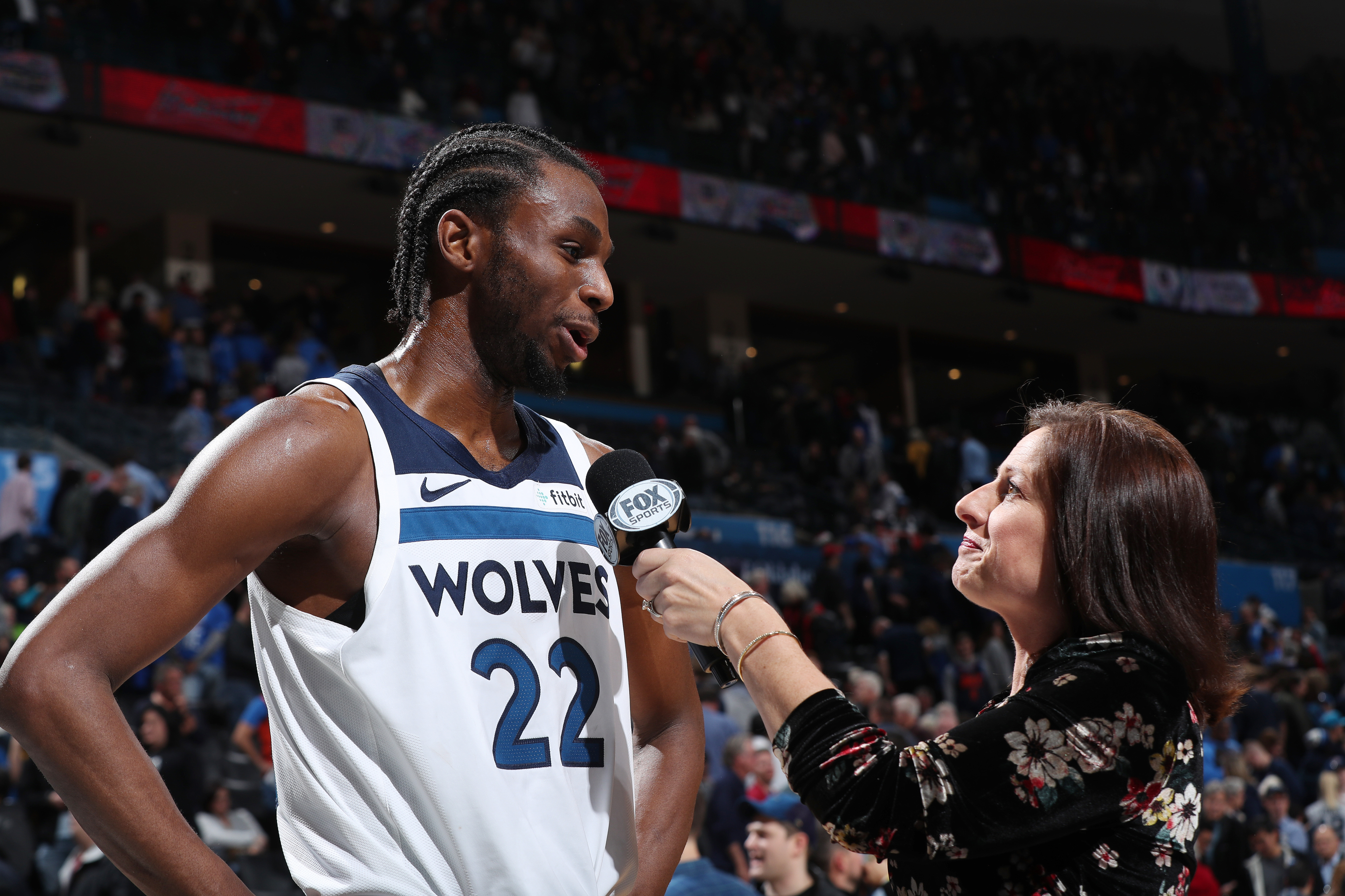 Minnesota Timberwolves Is Andrew Wiggins Right About Wolves Fans