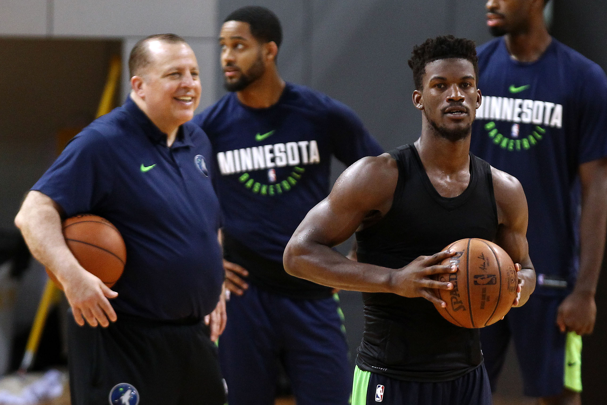 Minnesota Timberwolves Jimmy Butler Is Selfish And An Actor