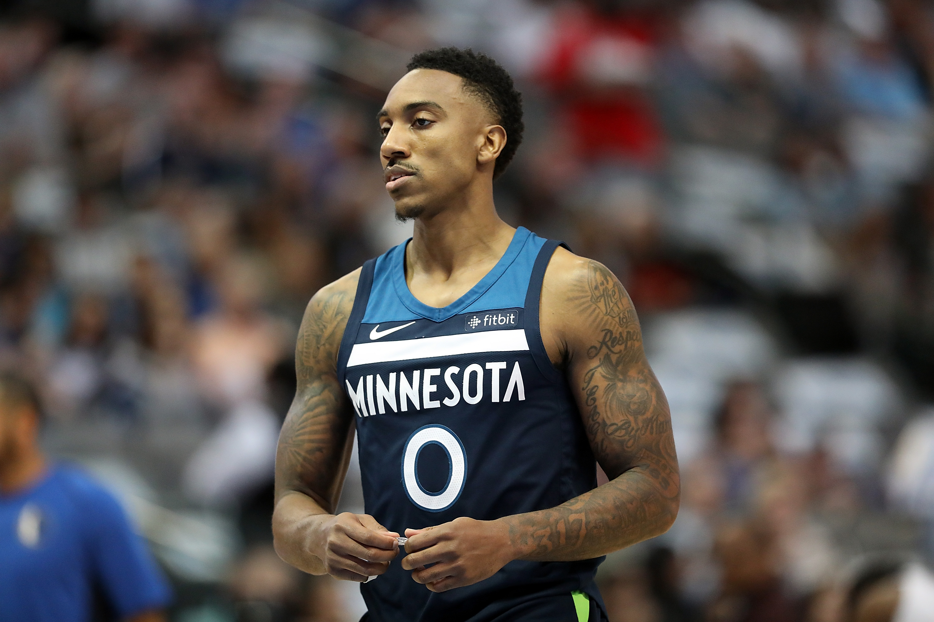Jeff Teague To Undergo MRI On Injured Left Knee