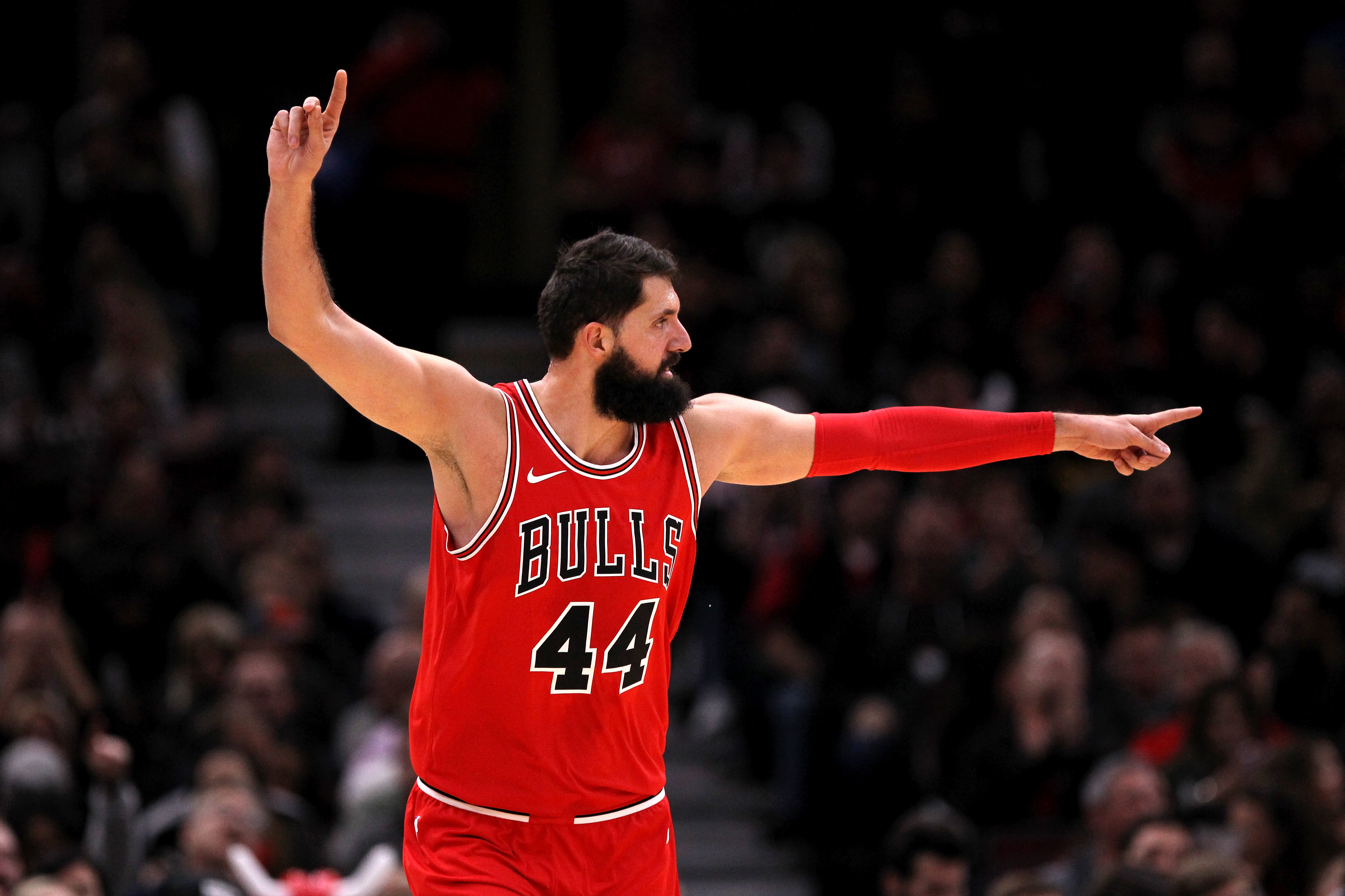 Pistons interested in Nikola Mirotic