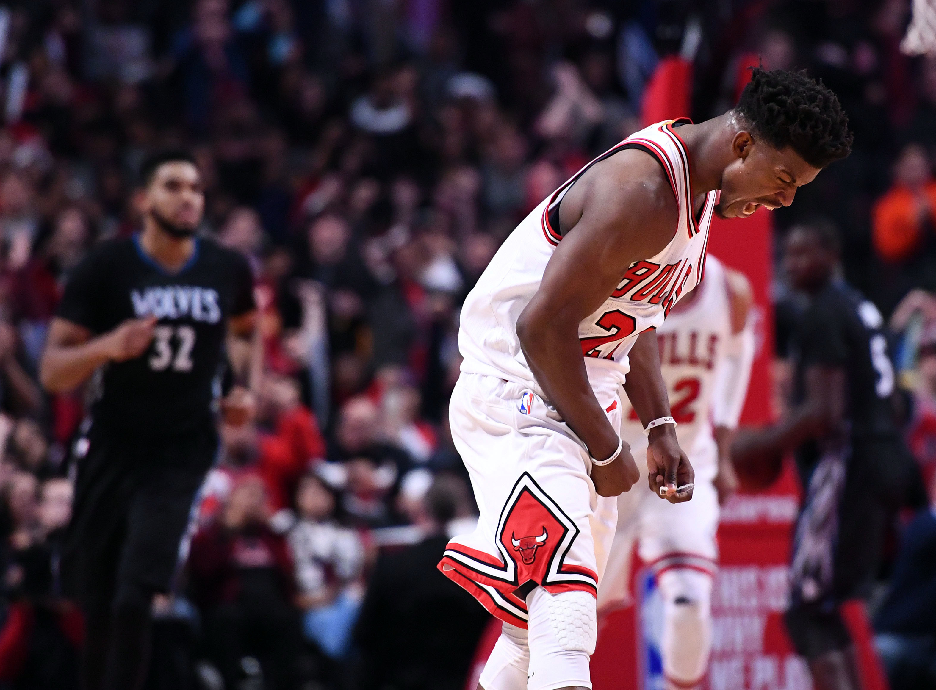 Jimmy Butler in Chicago Bulls